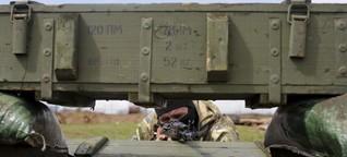 Wie die OSZE in der Ukraine an die Grenzen ihrer Mission gerät