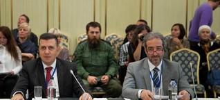 Russland: So flirtet Moskau mit Separatisten aus aller Welt