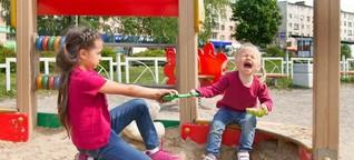 Kindergärten irritiert über Polizeieinsatz am Sandkasten