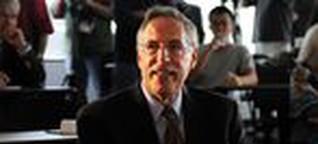 """Peter A. Diamond: """"Man darf nicht von perfekten Märkten ausgehen"""""""