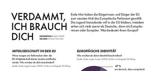Europa: Verdammt, ich brauch dich