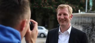 """Europaabgeordneter Jan-Christoph Oetjen: """"Wir müssen Dinge ändern und verbessern"""""""