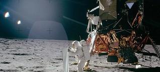 """""""Wir werden vor 2040 keinen Deutschen auf dem Mond haben"""""""