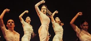 Künstlerin Rosalía - Flamenco mit Krallen