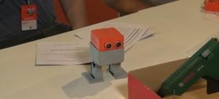 Stahl-Rosen und tanzende Roboter auf der IdeenExpo 2019