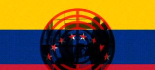 """Una cita con un """"terrorista"""" perseguido por el gobierno venezolano"""