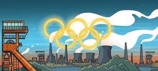 Olympia im Ruhrgebiet: Eine gute Idee für die Region?