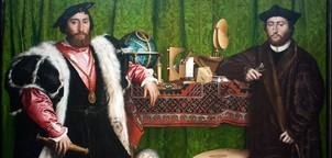 Holbein d. Jüngere vor 475 Jahren gestorben - Renaissance-Hofmaler mit diskreten Todesbotschaften