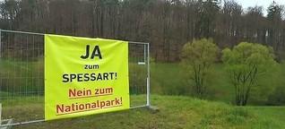 Streit um den Wald - Nationalpark im Spessart?