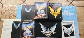 """Computerspiel """"Elite"""" wiederentdeckt: Zurück im Pixel-Weltraum der Achtziger - SPIEGEL ONLINE - Netzwelt"""
