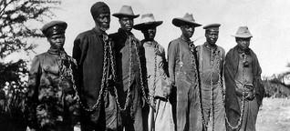 Düsteres Kolonial-Erbe in Namibia