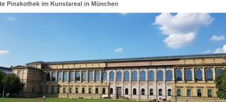 Von Goya bis Manet in der Alten Pinakothek in München