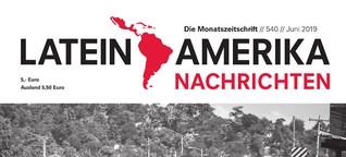 """""""Bücher ja, Waffen nein"""" - Lateinamerika Nachrichten"""