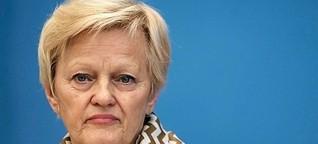 """Renate Künast: """"Wir brauchen eine Waldwende"""""""