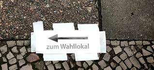 Bundestagswahl: Rechte Kreise streuen Manipulations-Verdacht