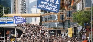 Christen in Hongkong - Singen für die Freiheit