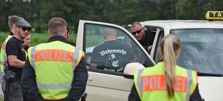 Nach Neonazi-Festival in Ostritz: Polizei zieht positive Bilanz | MDR.DE