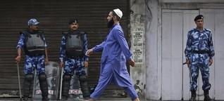 """Konflikt um Kaschmir: """"Die Führung steht unter Arrest"""""""