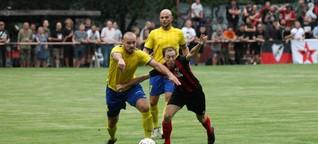 SG Taucha gewinnt im Sachsenpokal bei Roter Stern