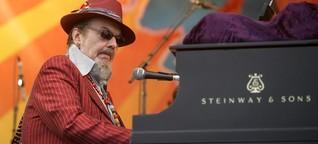 Trauer um US-Musiker: Grammy-Gewinner Dr. John gestorben