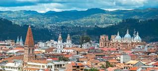 Ecuador: Geduld im Chaos