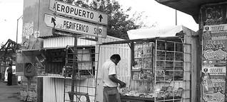 Ein vager Verdacht – Gefühlte Sicherheit in Mexiko-Stadt