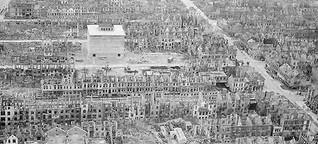 Bremen unter Bomben
