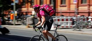 Aus dem Leben eines Fahrradkuriers [premium]