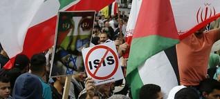 """""""Antisemitismus ist Alltag für einen Teil der Muslime"""""""