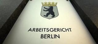 Klage wegen Mobbing: Ex-Betriebsrätin scheitert vor Gericht