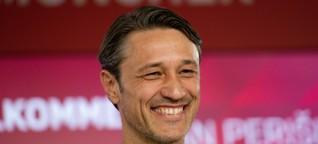 """Kovac beim FC Bayern: """"Kompliment an die Chefs"""""""