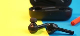 True-Wireless-Kopfhörer: Wie viel muss man investieren?