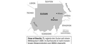 Zusammenarbeit mit umstrittenen Milizen: EU stoppt Migrationspakt mit Sudan - SPIEGEL ONLINE - Politik