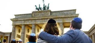 Wir haben Juden gefragt, wie sie es finden, wenn Nicht-Juden die Kippa tragen