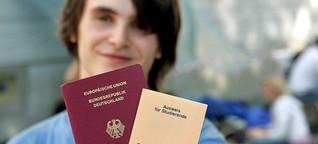 Blick über den Tellerrand: Generation Auslandserfahrung | BR.de