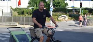 Sicherheit für Radfahrer: Schulweg sicherer gestalten