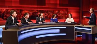 """Framing in politischen Talkshows: Das """"Wir"""" und das """"Die"""""""