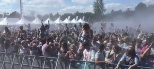 Happy Holi - Vom Hindu-Fest zum Partytrend