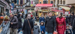 Lira-Krise erschüttert Erdogans Machtbasis