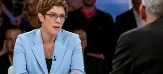 """""""Maybrit Illner"""": Darum vertrauen die Wähler den Volksparteien so wenig - WELT"""