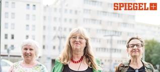 Proteste gegen die AfD: Omas gegen rechts