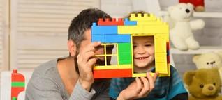 Gemeinsames Spielen: Wie viel Elternentertainment tut Kindern gut?