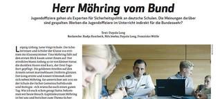 Herr Möhring vom Bund