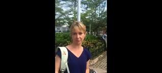 REPORTAGEN unterwegs: Daniela Schröder in China