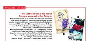 Buchrezensionen im Magazin FREUNDIN