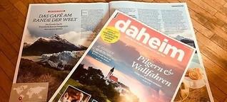 Deutsche Spuren - Das Café am Rande der Welt