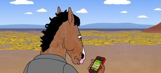 Wieso jeder die Serie über einen depressiven Pferdmann gucken sollte