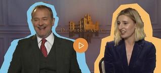 Hugh Bonneville und Laura Carmichael im Interview: Warum der Dreh diesmal ganz besonders war