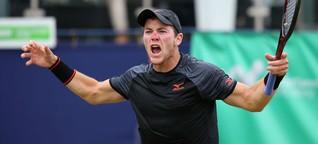 US Open: Dominik Koepfer - der steile Aufstieg des Tennis-Pitbulls