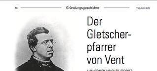 Franz Senn – Der Gletscherpfarrer von Vent